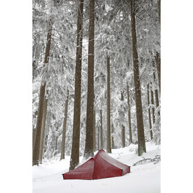 Nordisk Telemark 2 Ultra Light Weight Tiendas de campaña, burnt red